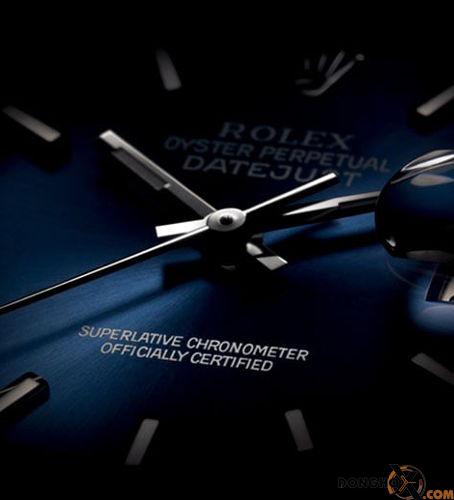 """Tuyệt Chiêu """"Chạy"""" Siêu Chính Xác Của Đồng Hồ Rolex: Superlative Chronometer 2"""